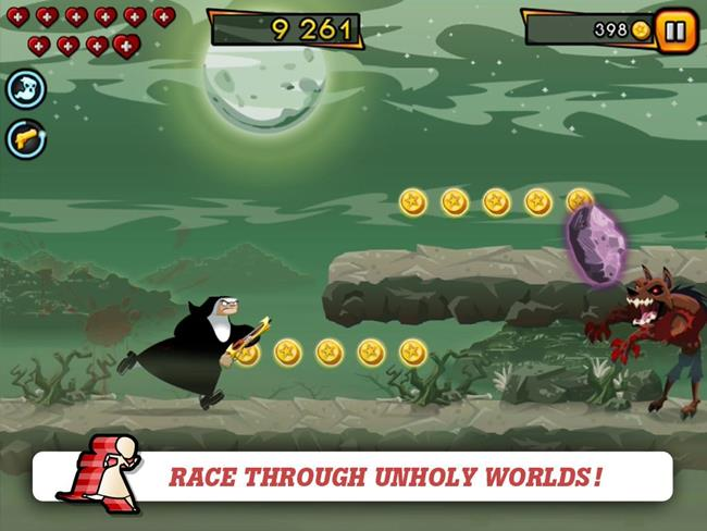 Nun-Attack-Run-Gun-android-iphone 25 Melhores Jogos para Android Grátis: 2º Semestre de 2013