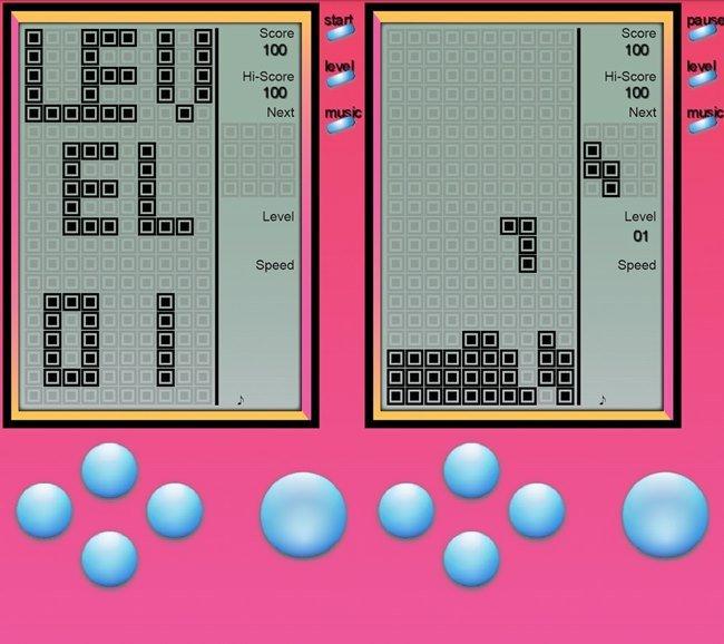 Tetrix-Classic-1-Android Tetris dos mini-games 999-em-1, agora para Android