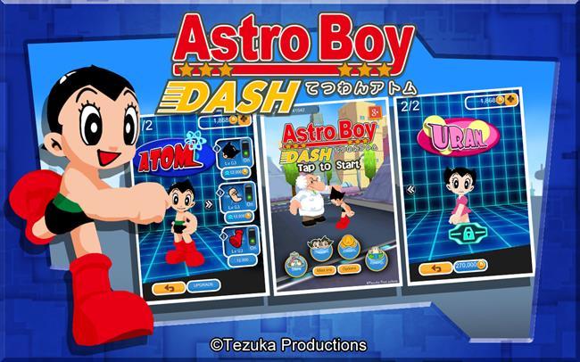 astroboy-dash-android Melhores Jogos da Semana #8