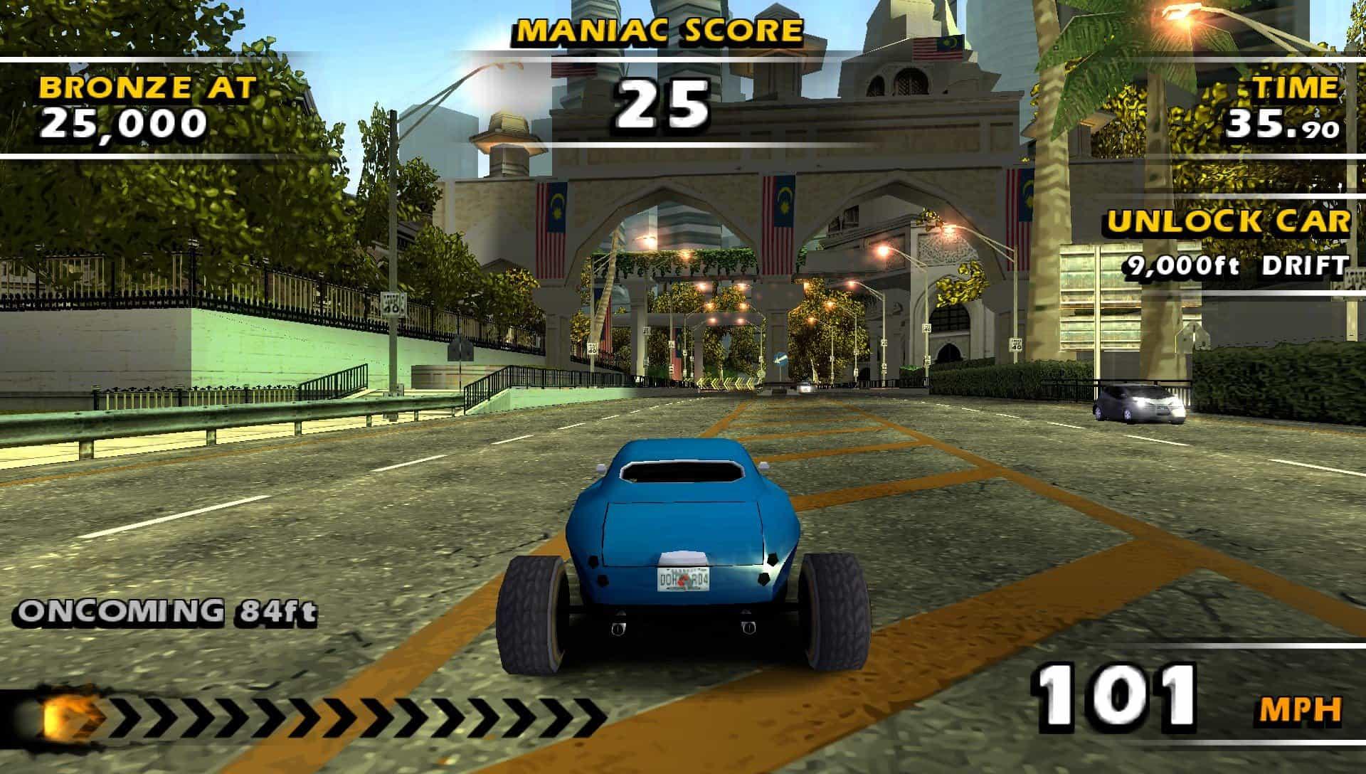 burnoutdominator-1 Lista de jogos compatíveis com PPSSPP (Emulador do PSP para Android)