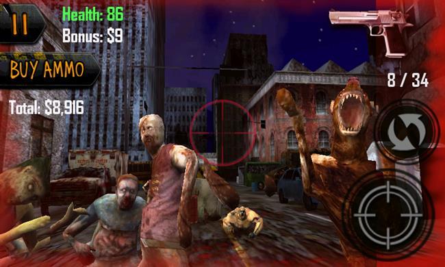 dead-shoot-zombies-2 Melhores Jogos para Android Grátis - Julho 2013