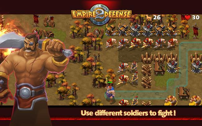 empire-defense-II Melhores Jogos para Android Grátis - Julho 2013
