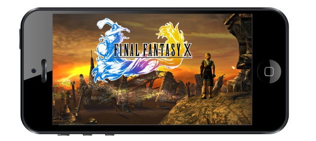 final-fantasy-x-iOS E os Remakes de Final Fantasy X e X-2 'quase' foram parar no iPhone e iPad