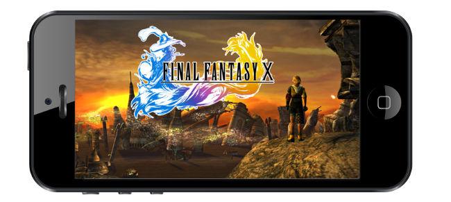 final-fantasy-x-iOS E os Remakes de Final Fantasy X e X-2 'quase' foram parar no iPhone e iPad