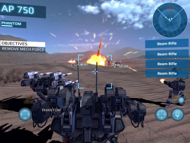 metalwars3 MetalWars3 para Android e iOS tem batalhas de mechas incríveis