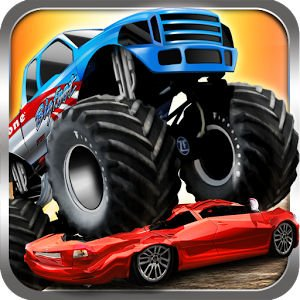 monster-truck-destruction-android Jogo para Android Grátis - Monster Truck Destruction