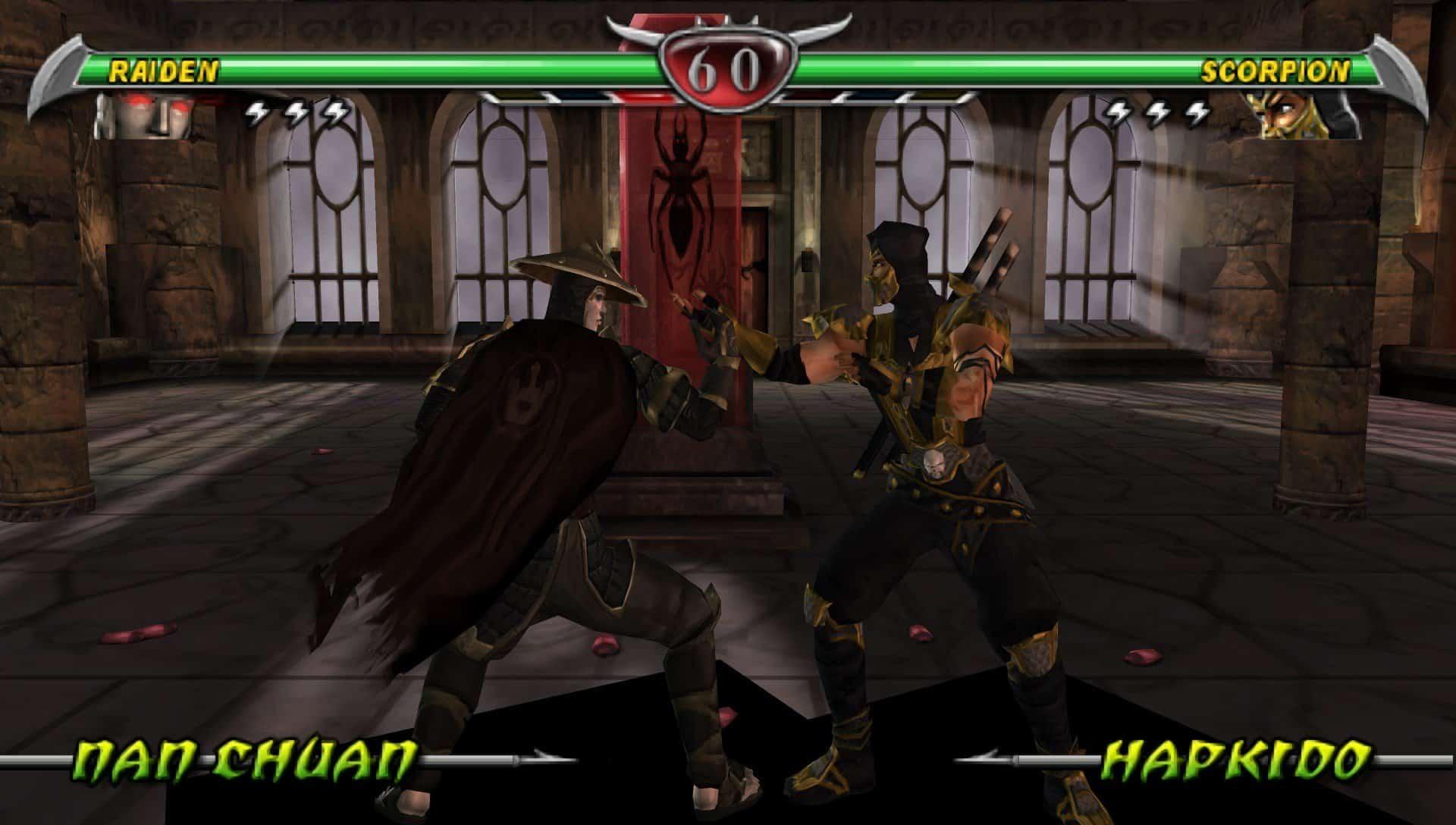 mortalkombat-1 Lista de jogos compatíveis com PPSSPP (Emulador do PSP para Android)