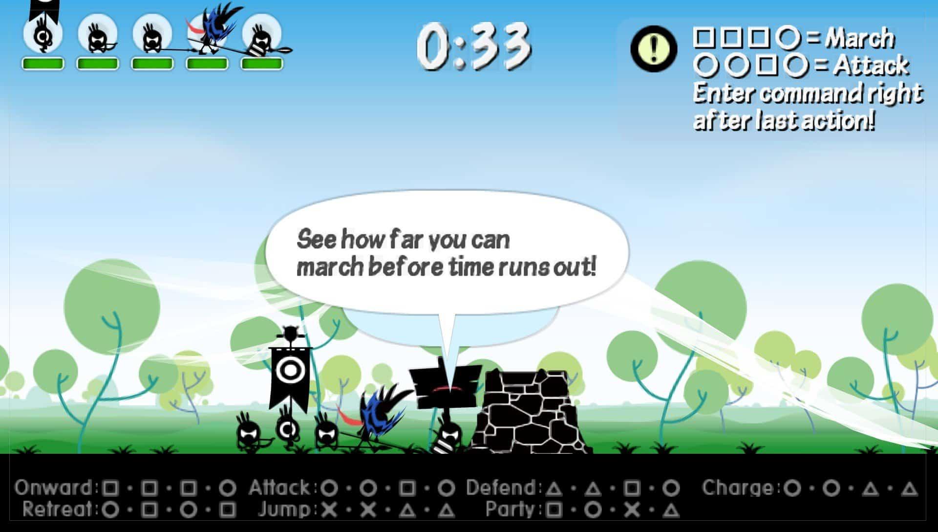 patapon3-1 Lista de jogos compatíveis com PPSSPP (Emulador do PSP para Android)