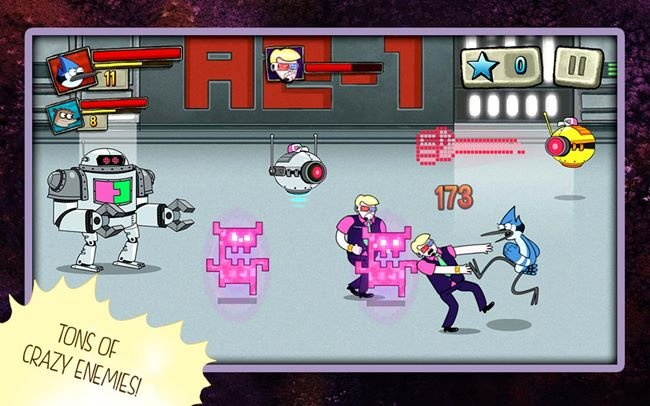 """regular-show-jogo-de-apenas-um-show-para-android Jogo do desenho """"Apenas um Show"""" para Android chega na Play Store"""