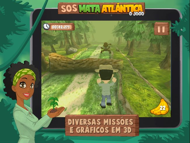 sos-mata-atlantica-android-2 SOS Mata Atlântica, é um jogo brasileiro com consciência ambiental