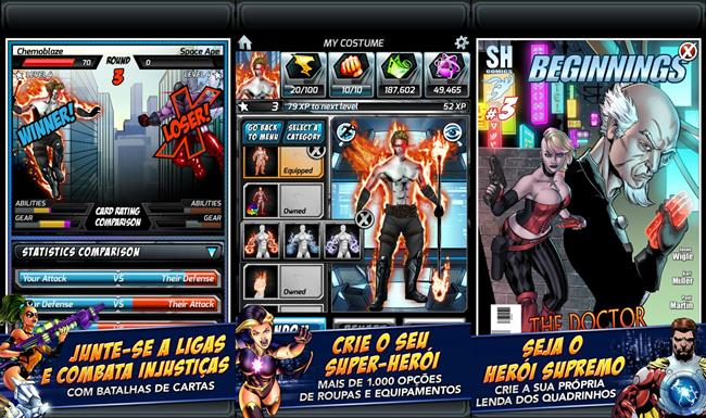 supreme-heroes-android Melhores Jogos para Android Grátis - Julho 2013