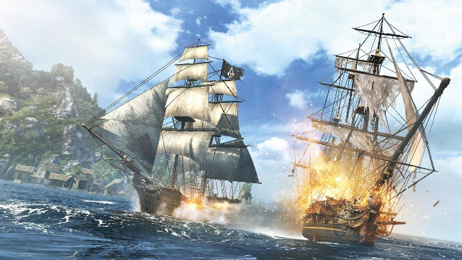 Assassins-Creed-pirates Ubisoft anuncia Assassins Creed: Pirates para Android e iOS; veja o trailer