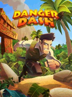 Danger-Dash-Java-android Danger Dash é o 'Temple Run' da Gameloft para celulares Java