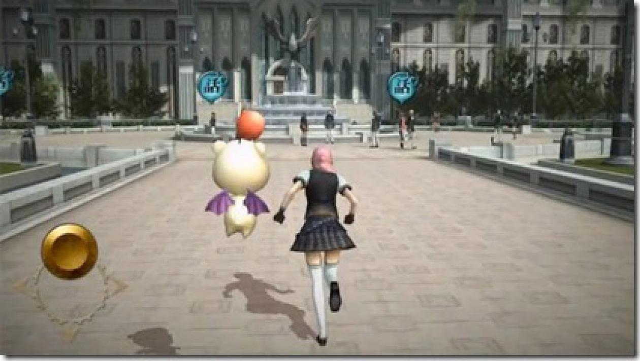 Final-fantasy-agito-novo Square-Enix faz novela sobre o lançamento ocidental de Final Fantasy Agito