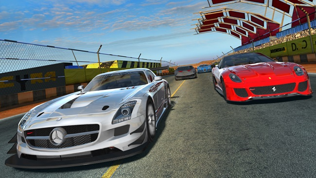 GTR2_screen_1 Gameloft libera imagens e trailer de GT Racing 2, concorrente de Real Racing 3