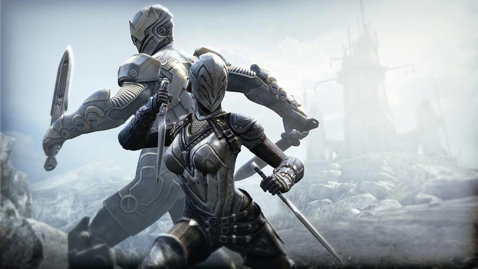 Infinity-Blade-3-iphone-ipad-5 Saga Infinity Blade será lançada no Android como um único game