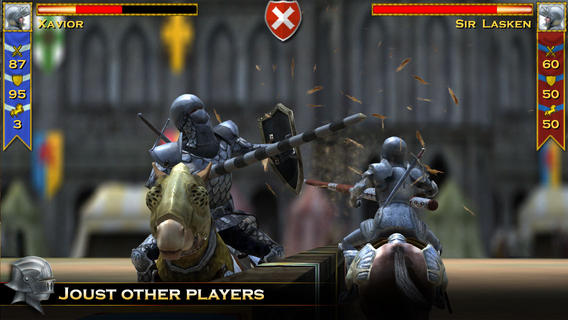 KnightStorm Melhores Jogos para Android Grátis - Janeiro de 2014