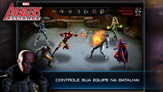 avenger-aliace 25 Melhores Jogos grátis para iPhone e iPad - 1º Semestre de 2013