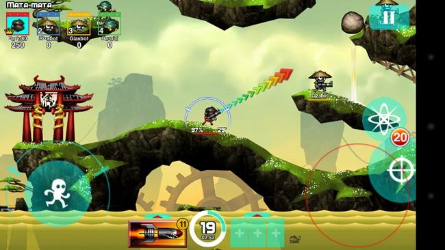 blastron-android Melhores Jogos da Semana #9 - Android, iOS e Java