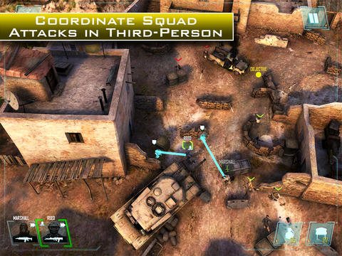 call-of-duty-strike-team Novo Call of Duty para iOS mistura Estratégia e FPS