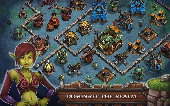 clans-clash-android 4 Jogos Grátis no estilo 'Clash of Clans' para Android