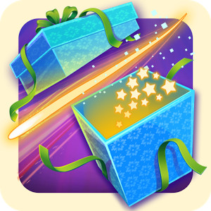 cut-the-box-android Cut The Box é uma mistura de Fruit Ninja com Amazing Alex