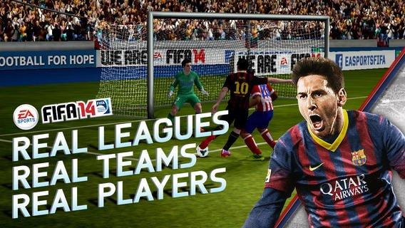 fifa-14-iOS Baixe agora FIFA 14 grátis para iPhone e iPad