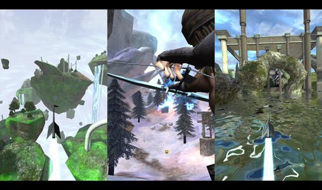 holy-archer-jogos-ios 25 Melhores Jogos grátis para iPhone e iPad - 1º Semestre de 2013