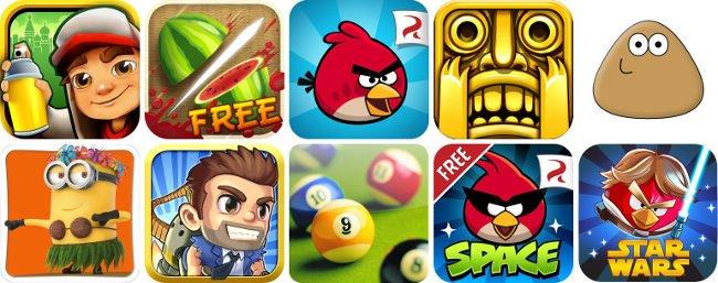 jogos-mais-populares-do-android-2013 Site faz seleção dos apps e jogos mais populares do Android