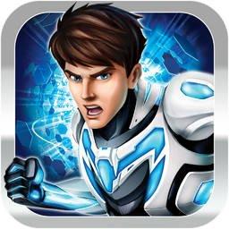 max-steel Jogo Grátis para iPhone e iPad - Max Steel