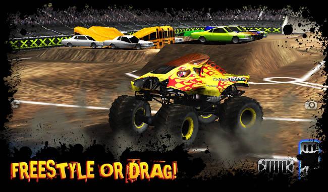 monster-truck Melhores Jogos para Android Grátis – Agosto 2013