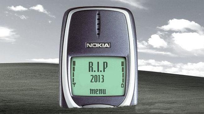 """nokia-rip1 A Morte da Nokia: Não haverá mais smartphones com o logo """"Nokia"""""""