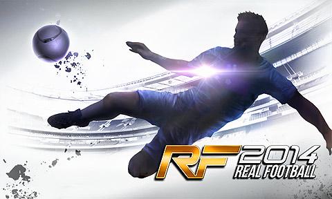 real-football-2014 Real Football 2014 para celulares Java já está disponível