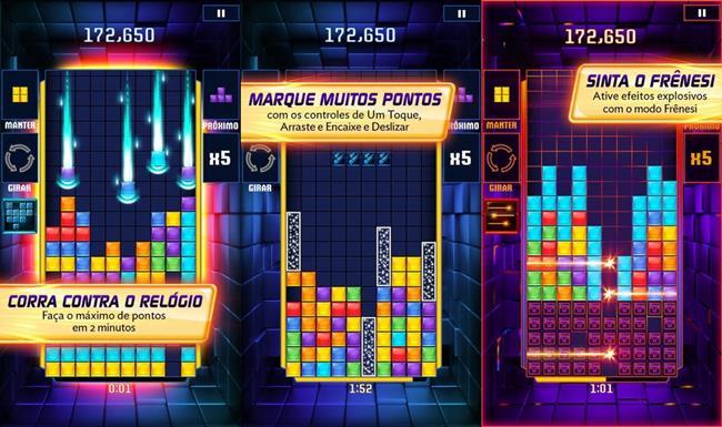 tetris-blitz 25 Melhores Jogos grátis para iPhone e iPad - 1º Semestre de 2013