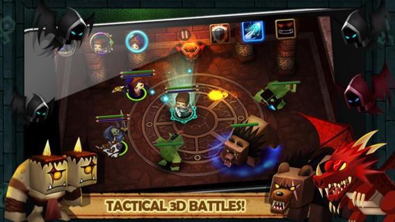 tinylegends-heroes 25 Melhores Jogos grátis para iPhone e iPad - 1º Semestre de 2013