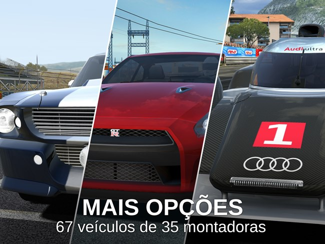 GT_Racing_2_1 Imagens exclusivas do GT Racing 2 da Gameloft