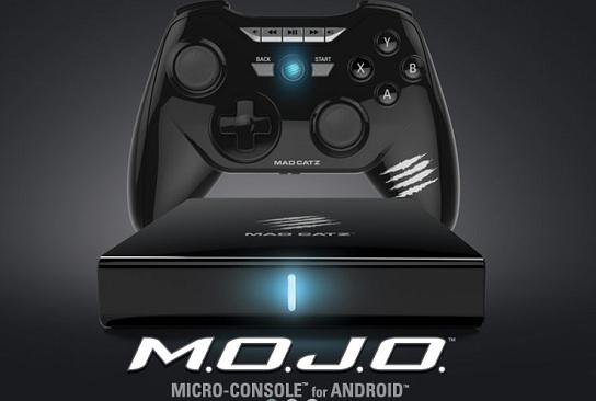 Mad-Catz-MOJO-Console-and-Controller BGS 2013: Vai à feira? Veja o que tem de interessante em jogos de celular