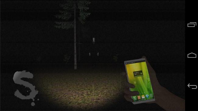 Slender-Android- Especial Halloween: Melhores jogos para levar sustos no Android