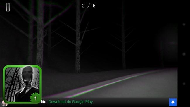 Slender-Android Especial Halloween: Melhores jogos para levar sustos no Android