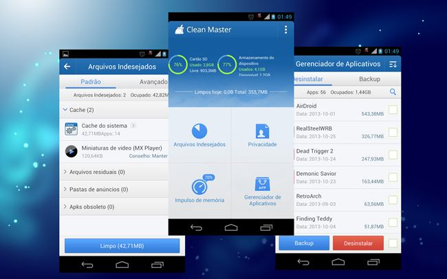 apps-essenciais-android-n-1 Nova coluna: Apps Essenciais para Android - Clean Master