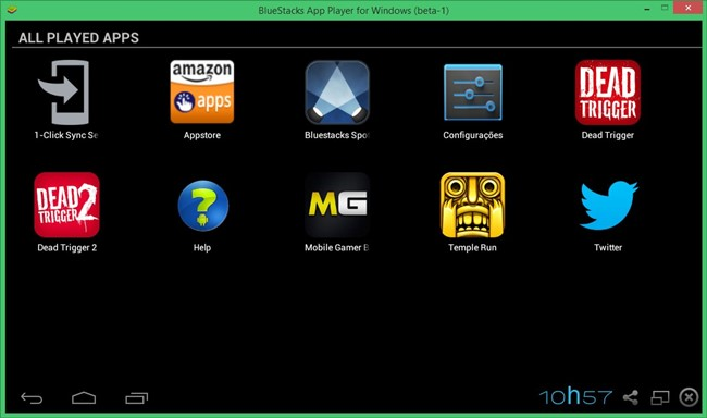 BlueStacks: Emulador do Android para Windows é impressionante