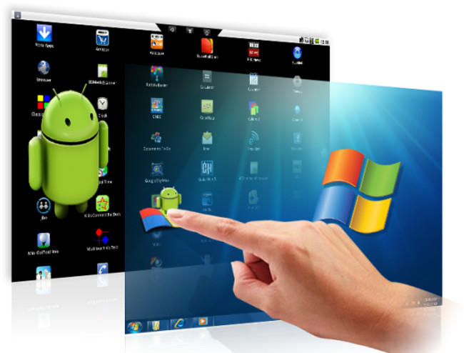 bluestacks-android-windows1 BlueStacks: Emulador do Android para Windows é impressionante