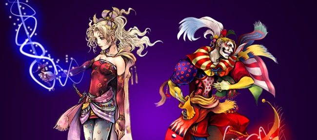 dissidia_terra_and_kefka_by_Ezio_the_assassin Diretor revela remake de Final Fantasy VI e cogita FF7 para Android e iOS