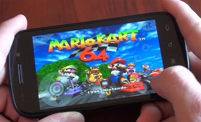emulador-nintendo-64 Melhores Emuladores Grátis para Android (Nintendo DS, PSP e etc)