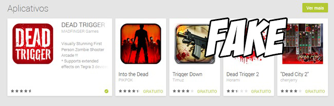 fake-dead-trigger-2-fake App falso se passa por Dead Trigger 2 na Google Play