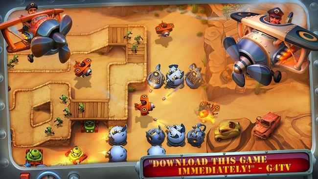 field-runners-2 25 Melhores Jogos Pagos para Android de 2013
