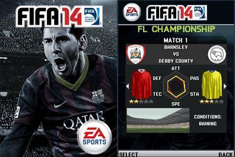 fifa-14-java-1 FIFA 14 chega para os celulares comuns com Java