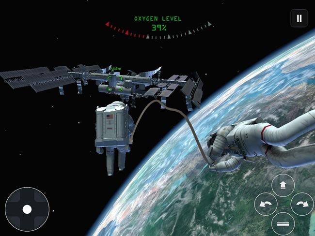 gravity-1 Filme Gravidade ganha jogo gratuito para Android e iOS