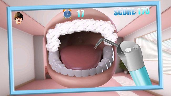 jogo-dentista-android-1 Cirurgia Dental Virtual (Jogo do Dentista) Para Android