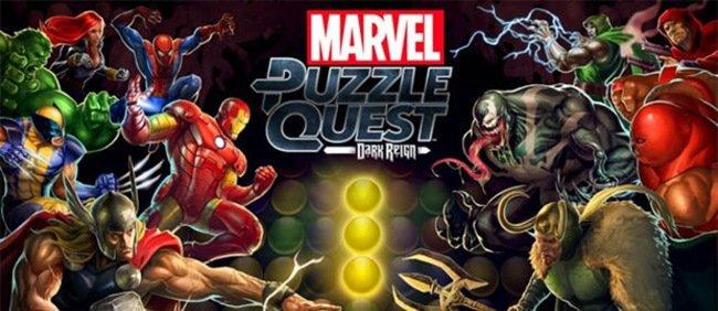 marvelpuzzlequest.0_cinema_640.0 Marvel Puzzle Quest traz os Avengers em uma aventura para Android/iOS